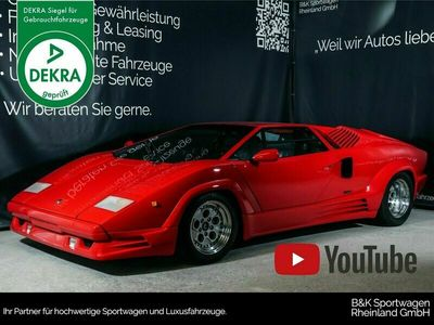 gebraucht Lamborghini Countach 25th Anniversary ab 2.999,87 €/mtl. als Sportwagen/Coupé in Düsseldorf