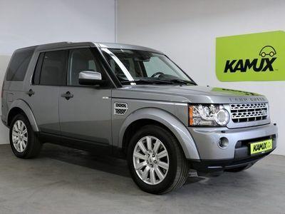 gebraucht Land Rover Discovery 4 3.0 TD SDV6 SE +AHK +Bi-Xenon +4xSitzheizung