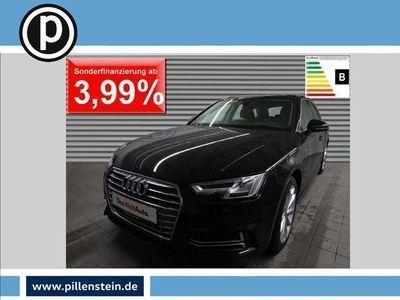 gebraucht Audi A4 Avant TFSI SPORT S-LINE EXTER+NAVI+LED+18'ALU