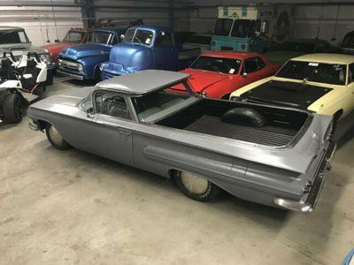 gebraucht Chevrolet El Camino 283 cui V8 1960 * äusserst selten
