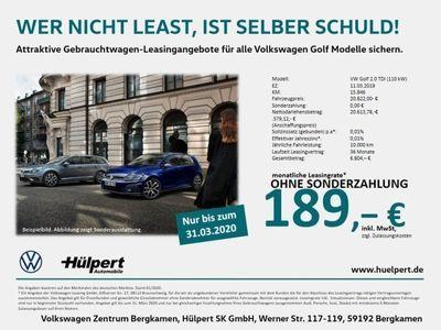 gebraucht VW Golf VII Golf VII 2.0 TDI