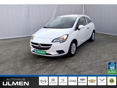 gebraucht Opel Corsa E Selection 1.4 LPG KLimaanlage Radiuo AUX Zentral