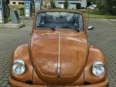 gebraucht VW Käfer 1303 Karmann Cabrio