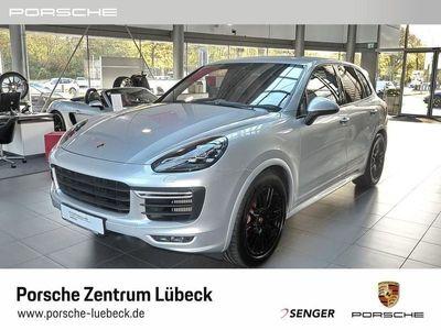gebraucht Porsche Cayenne GTS Luftfederung Memory-Paket Rückfahrk.
