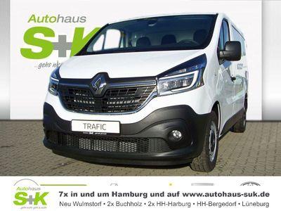gebraucht Renault Trafic Lkw Komfort L1H1 3,0t dCi 120 *Klima