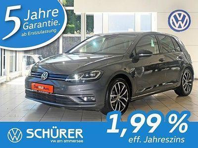 gebraucht VW Golf I Golf 7 IQ.DRIVE 1.5TSI DSG LED°Navi°ACC°RKam°DAB+