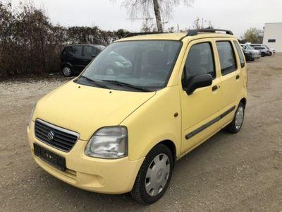 brugt Suzuki Wagon R Opel Agila 1.3 Servo
