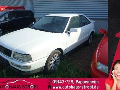 gebraucht Audi Coupé 2.0 / SHZG / RADIO KENWOOD / ALU