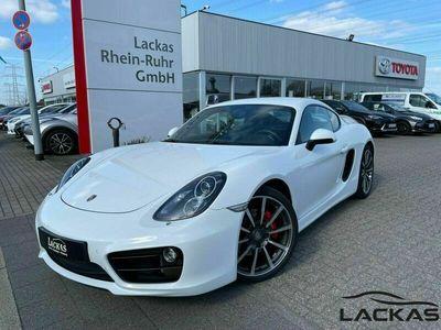 gebraucht Porsche Cayman S 3.4 Leder,PDC,Navi