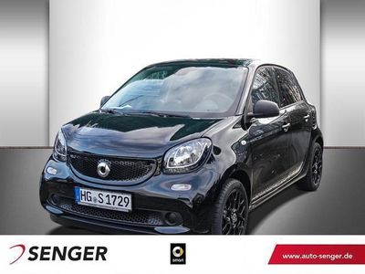 gebraucht Smart ForFour 66kw turbo Passion Sleek-Style-Paket