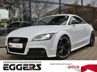 gebraucht Audi TT Coupé TDI 2,0 quat. *S-line competition*Navi*Xen*