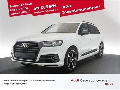 gebraucht Audi Q7 50 TDI qu. 2x S line Pano/Matrix/StdHzg/ACC
