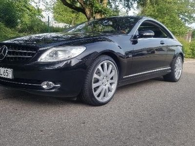 gebraucht Mercedes CL600 Automatik