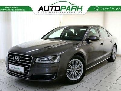 gebraucht Audi A8 4.0 TFSI | Luft.| 100% Historie | 1.Hand