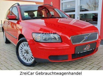 gebraucht Volvo V50 2.4i Momentum Automatik, Xenon, PDC, SHZ