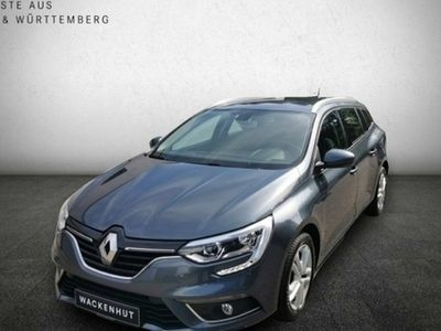 gebraucht Renault Mégane GrandTour 1,2 TCe TEMPO+NAVI+KLIMA+LED Klima