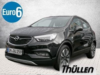 gebraucht Opel Mokka X 120 Jahre 14 ECOTEC Navi Klima el. Fenster