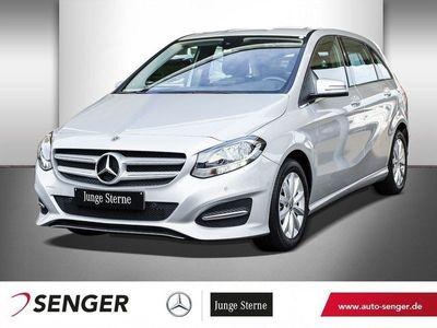 gebraucht Mercedes B180 D STYLE+AUTOMATIK+SHZ+NAV+TEMPOMAT+EUR6