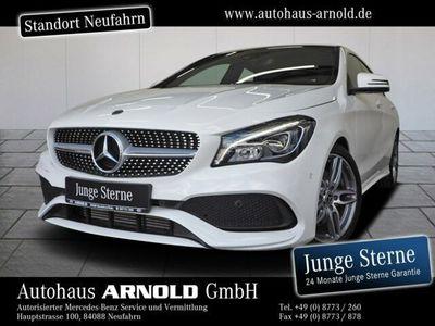 gebraucht Mercedes CLA250 Shooting Brake AMG-Line Panorama-SHD LED Navi PTS !