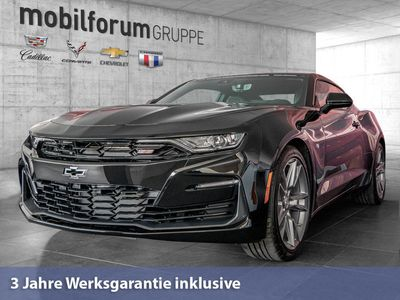 gebraucht Chevrolet Camaro 6.2 V8 10AT Coupe