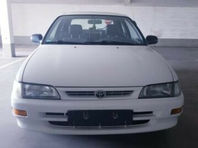 gebraucht Toyota Corolla 1.4 XLi Comfort/TÜV bis März 2021