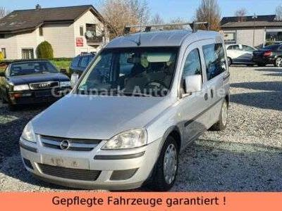 gebraucht Opel Combo Edition C /CNG/AHK/KLIMAANLAGE/