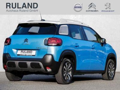 gebraucht Citroën C3 Aircross PureTech 110 Shine Stop&Start (EURO 6d) Navi Panorama LED-Tagfahrlicht NR Klimaautom
