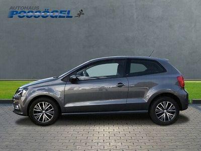 gebraucht VW Polo Allstar KLIMA