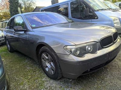 gebraucht BMW 745 7er Vollfahrbreit