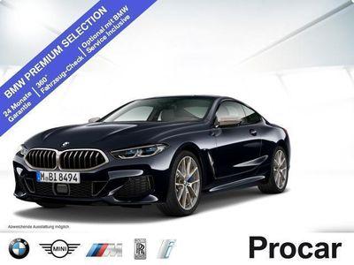 gebraucht BMW M850 xDrive Coupe Innovationsp. Komfortzugang