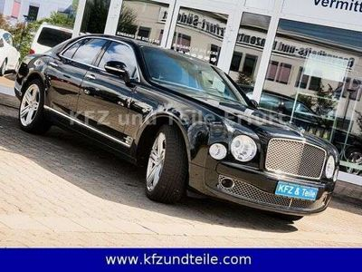 gebraucht Bentley Mulsanne Mulsanne6.8 Autom. TV Scheckheft NP 360