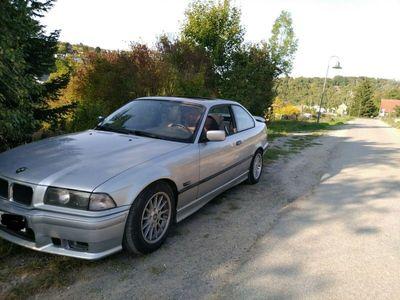 gebraucht BMW 316 Coupe LPG Prins