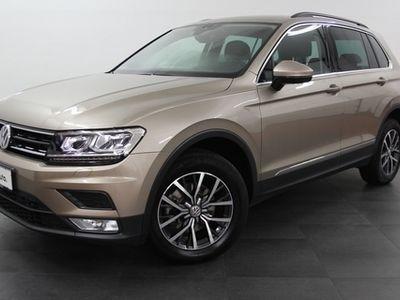gebraucht VW Tiguan Comfortline TDI 4MOT LED AHK ab 2,99%