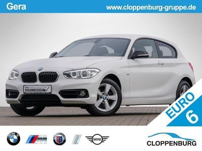 gebraucht BMW 120 d Sport-L./LED/Freisprech./Sitzheiz.