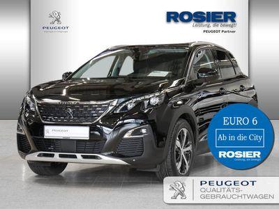 käytetty Peugeot 3008 2.0 BlueHDi 150 FAP Allure Navi Pano Kam