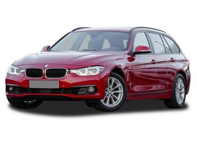 gebraucht BMW 325 d Touring Advantage LED Navi Bus. Klimaaut. -