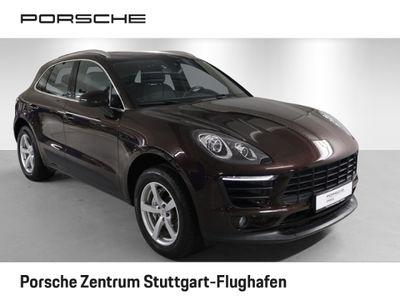 gebraucht Porsche Macan S Diesel 3.0 PDLS Luftfederung 21-Zoll