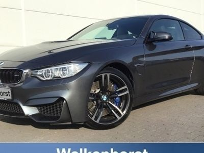 gebraucht BMW M4 Basis Coupe Leder LED Navi Keyless e-Sitze HUD Rüc