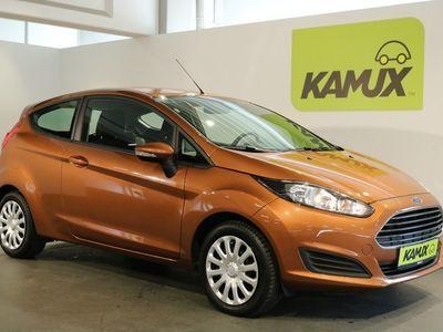 gebraucht Ford Fiesta 1.0 EcoBoost Trend +Klima +SHZ +SYNC