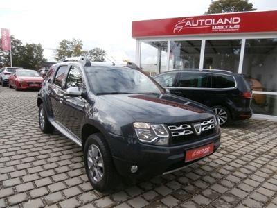 gebraucht Dacia Duster Laureate 4x2 1.6 SCe LPG 115 AHK Klima SH