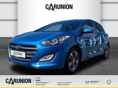 gebraucht Hyundai i30 blue 1.4 Passion