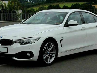 gebraucht BMW 428 Gran Coupé 4er Sport Line
