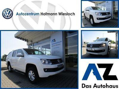 gebraucht VW Amarok DoubleCab 2,0TDI Trendline Euro5 Klima AHK