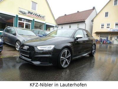gebraucht Audi RS3 Spb. 2.5TFSI S-tr MATRIX+1.HAND+KEYGO+KAMERA