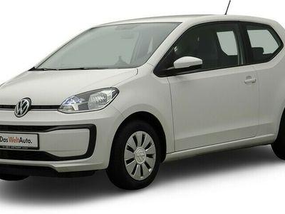 gebraucht VW up! up! 1.0 moveNavi Telefon Klima Bluetooth