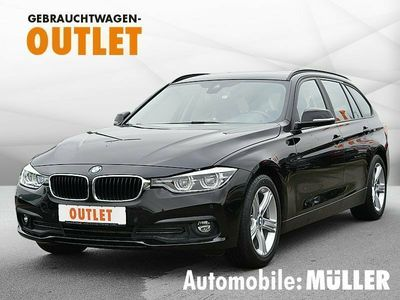 gebraucht BMW 318 d Touring Aut. Advantage