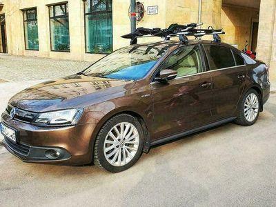 gebraucht VW Jetta Hybrid Volkswagen 1.4 Benzin Higlinl...