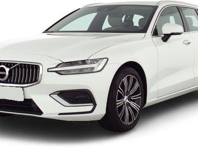 gebraucht Volvo V60 V60Inscription T5 EU6dtempNaviLEDLederLMElek.Heckklappe