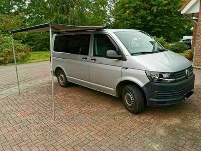gebraucht VW T6 Kombi mit Camper Ausbau