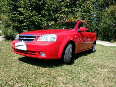gebraucht Chevrolet Nubira Anhängerkupplung Navigationssystem